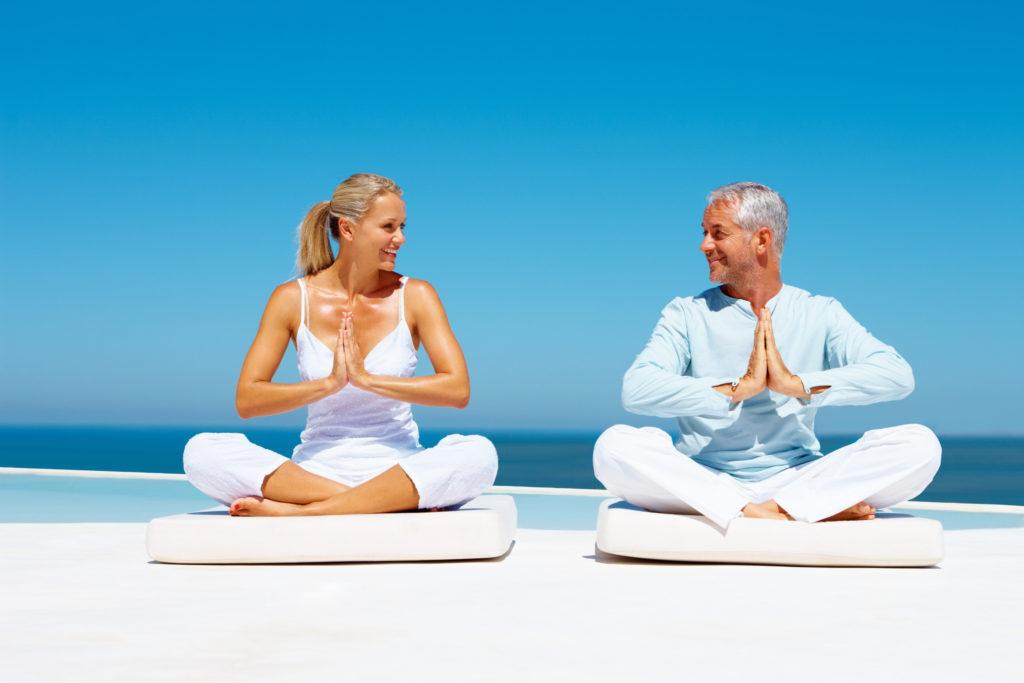 Как исцелить себя самому. Медитация